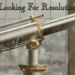 Looking For Resolution